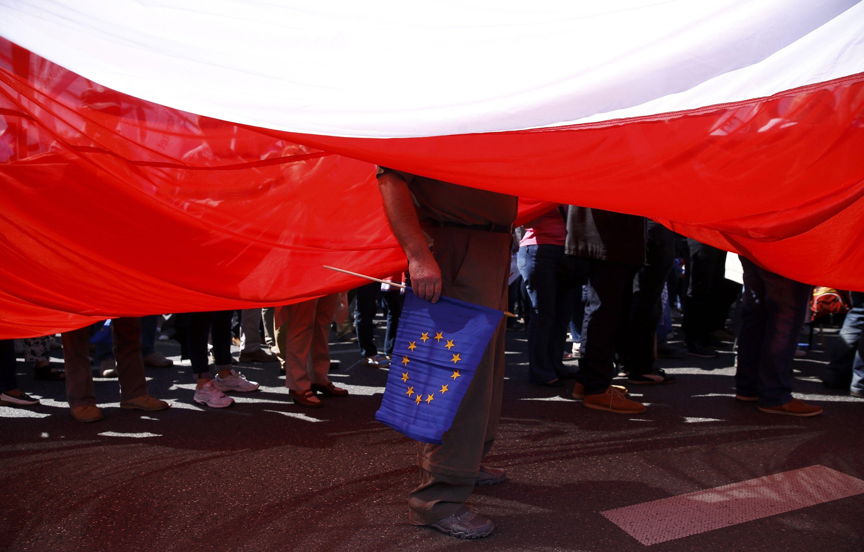 Gazeta Wyborcza: Выход Польши из ЕС уже не табу, как это было раньше