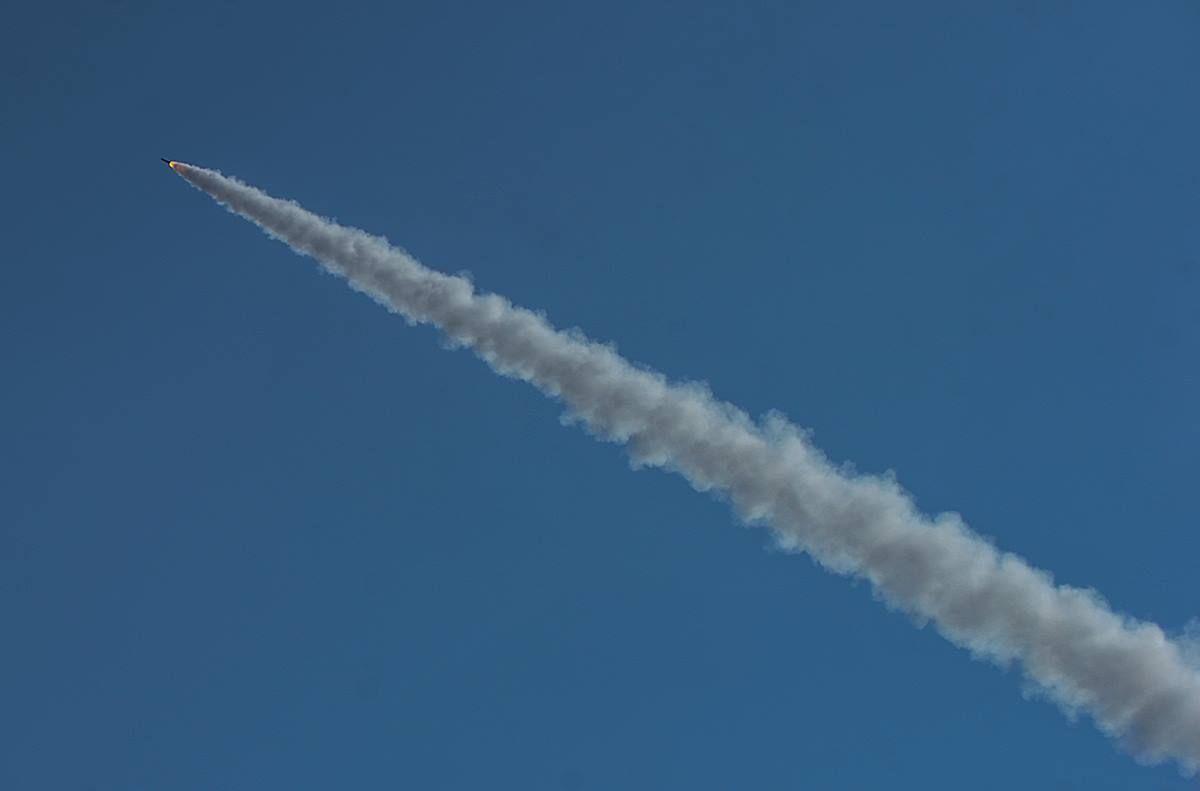 В России разрабатывают гиперзвуковую ракету 'Гремлин'