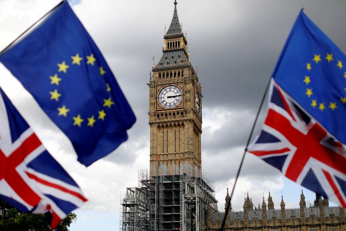 Еврокомиссия начала разбирательство против Британии из-за невыполнения условий Brexit