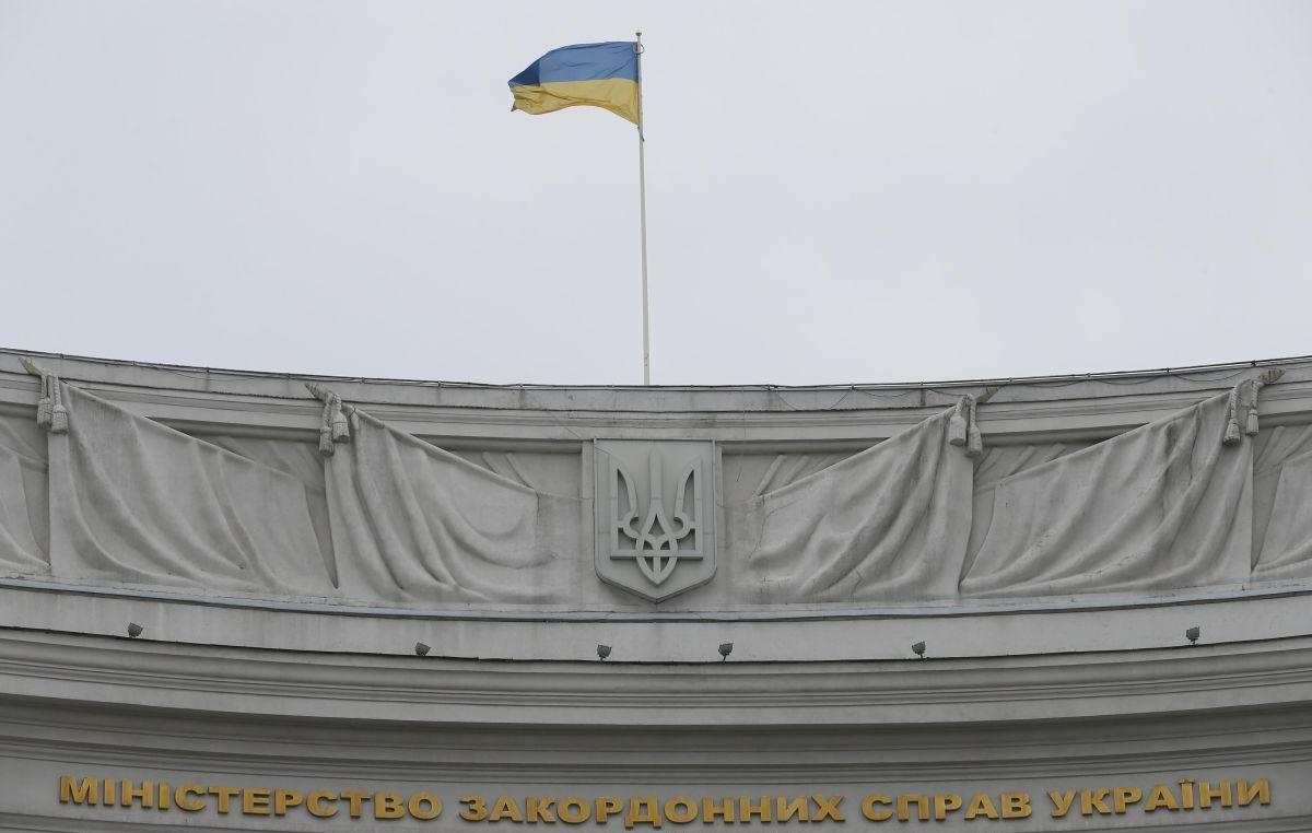 МИД выразил протест против расширения списка украинцев, попавших под санкции РФ