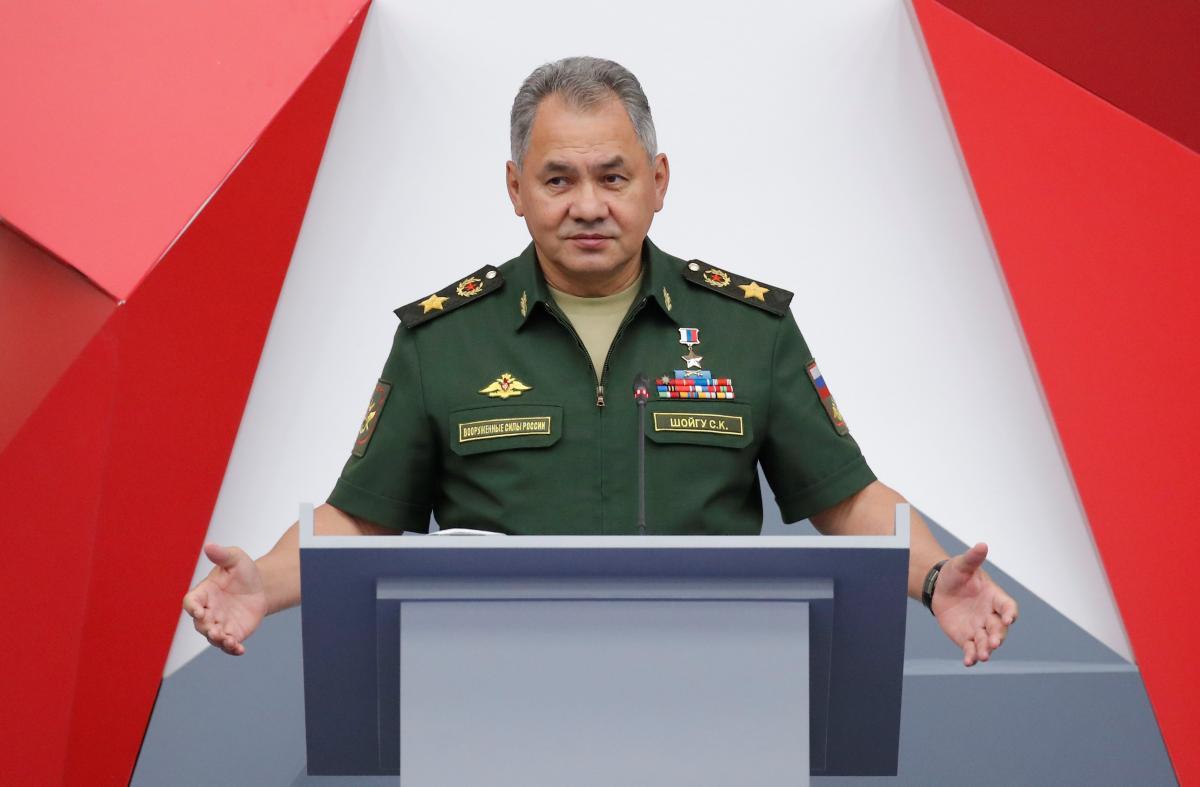 СБУ вызывает главу Минобороны России в Мариуполь