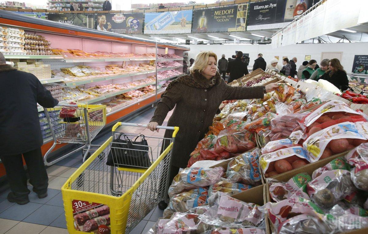 Дефицита продуктов на внутреннем рынке нет – Минэкономики