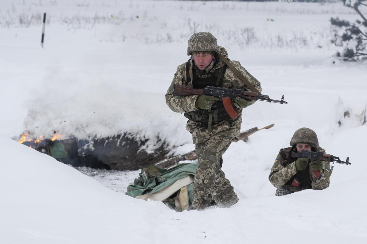 ООС: боевики открыли огонь из гранатомета