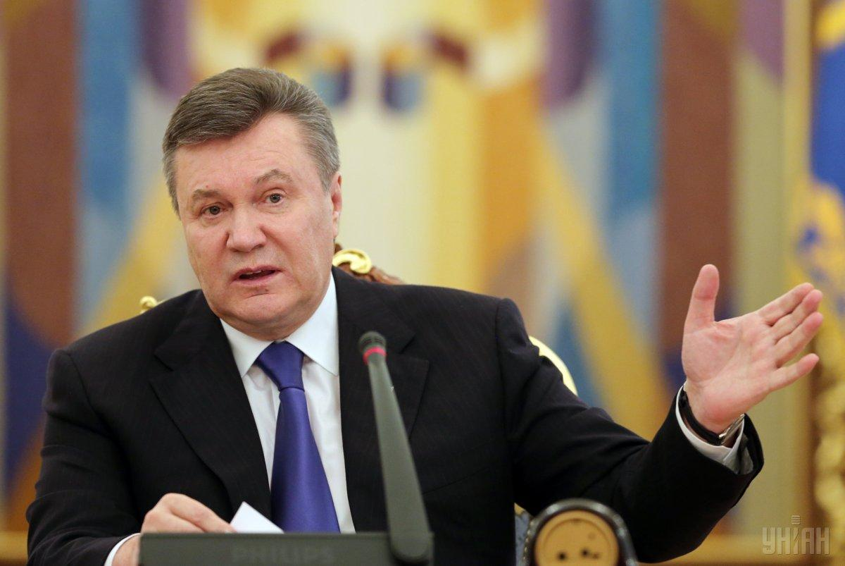 Прокуроры хотят инициировать экстрадицию Януковича из России