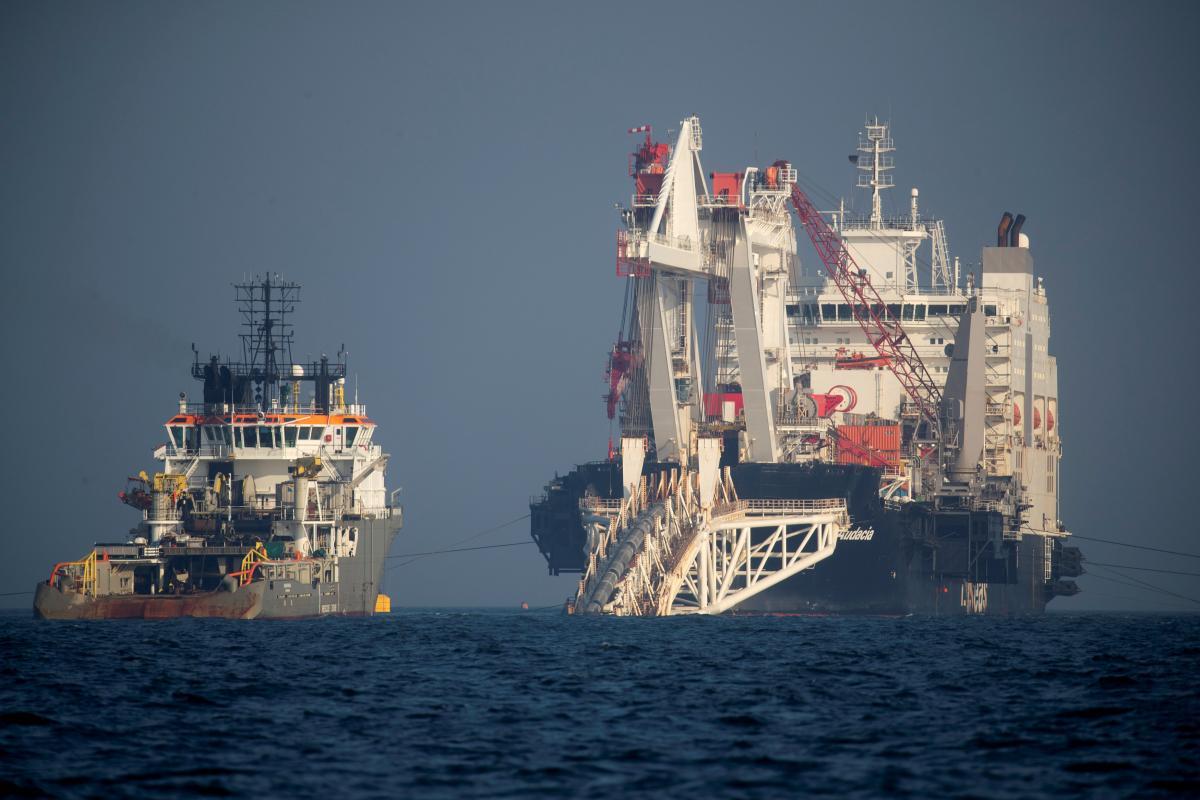 Оператор 'Северного потока-2' подал запрос о разрешении на продолжение работ в водах ФРГ