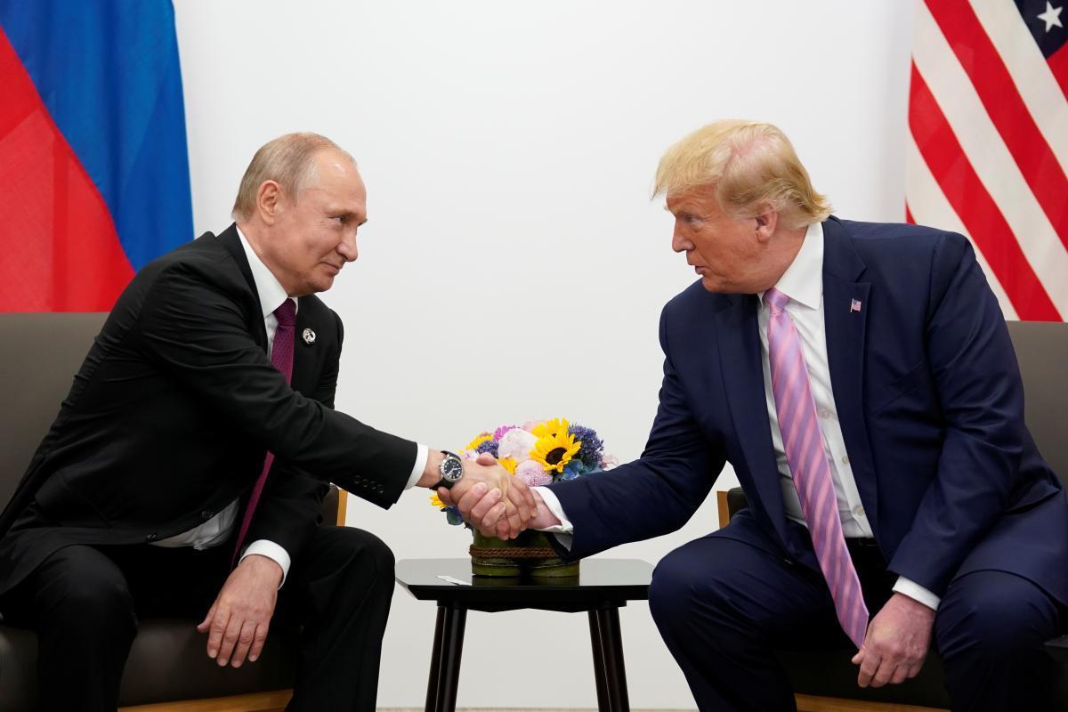 В США подозревают, что Трамп мог общаться с Путиным перед штурмом Капитолия