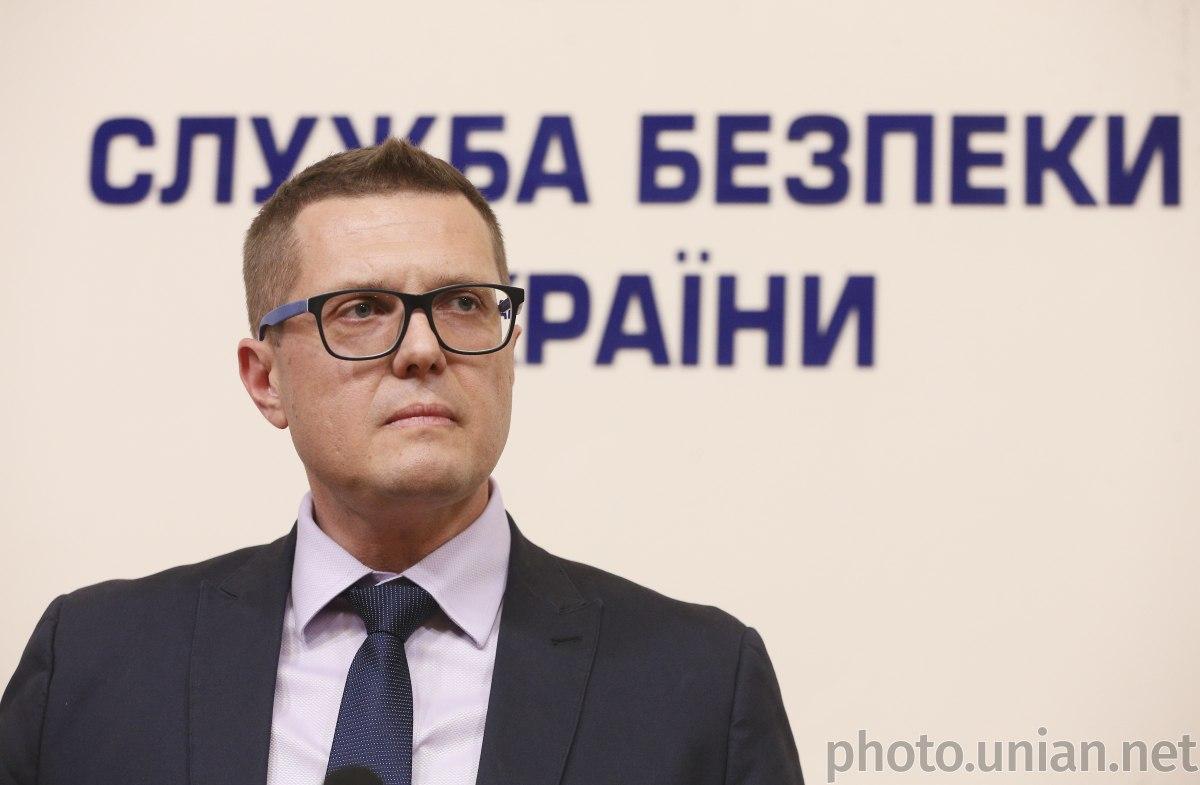 Решение СНБО о введении новых санкций основывается на материалах СБУ - Баканов