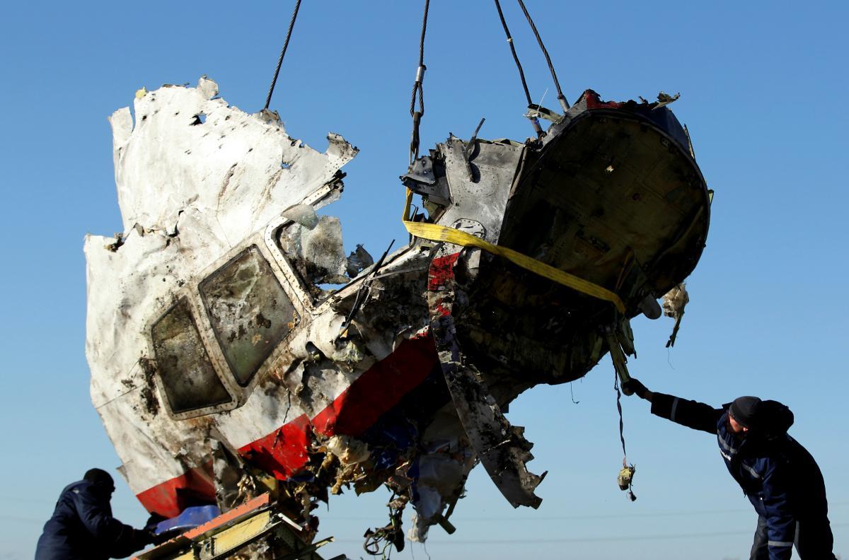Рада продлила соглашение с Нидерландами по расследованию катастрофы МН17