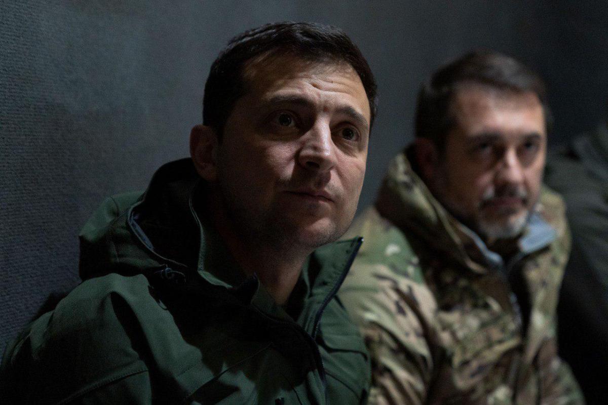Зеленский признался Меркель об отсутствии прогресса в урегулировании конфликта на Донбассе