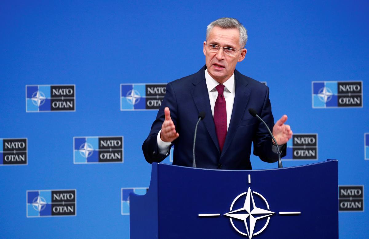 'Двери остаются открытыми': генсек НАТО рассказал, от чего зависит приближение Украины к членству в Альянсе