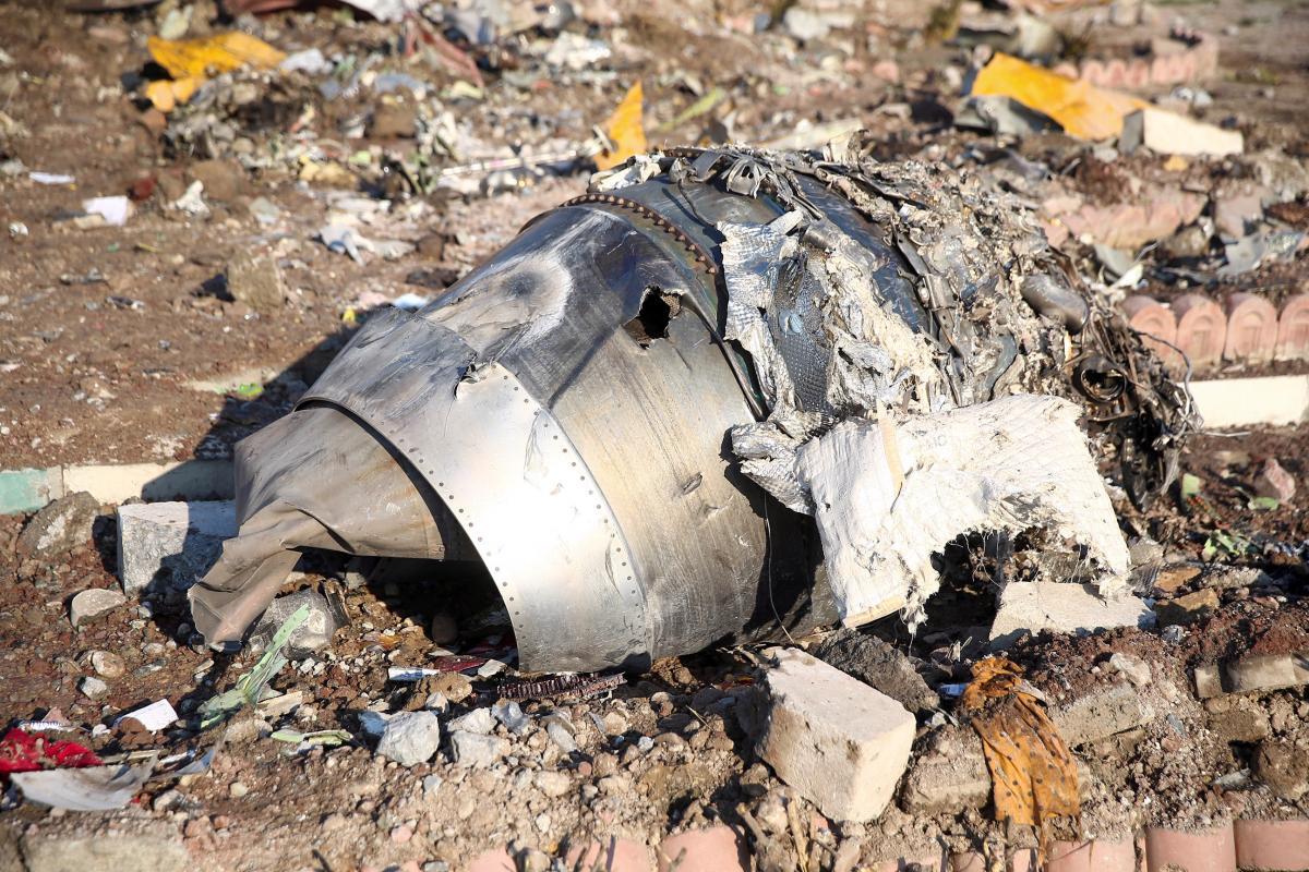Сбитие самолета МАУ: Иран отказывается называть имена причастных к крушению