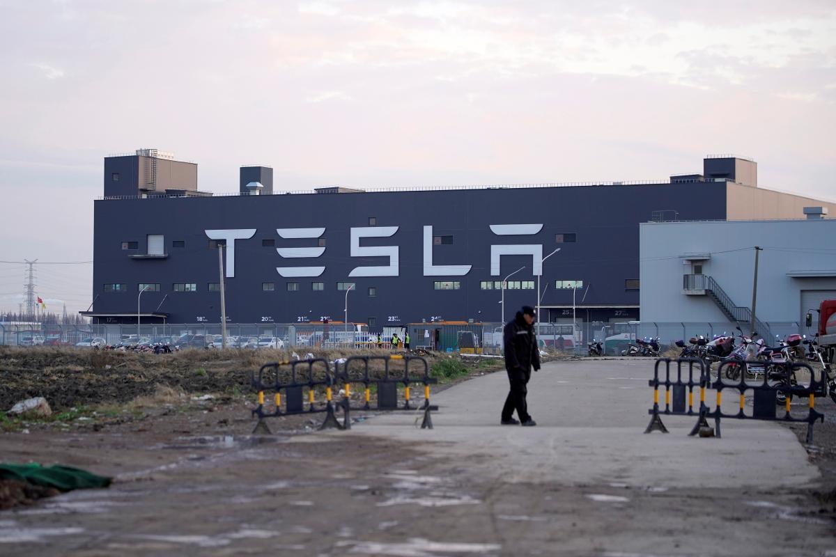 Маск хочет создать электромобиль для китайцев
