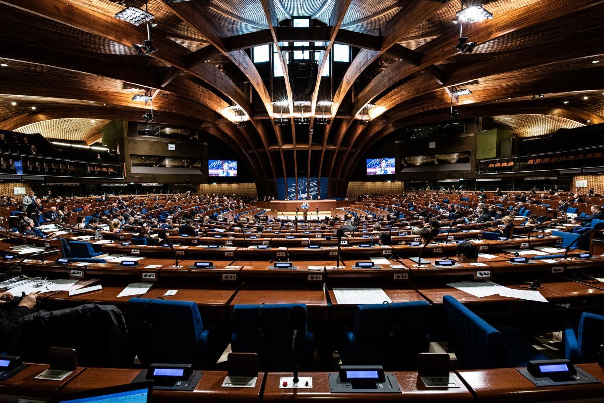Российская делегация в ПАСЕ хочет провести дебаты по языковому вопросу в Украине - нардеп