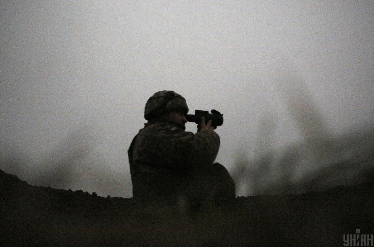 Оккупанты сегодня четыре раза нарушили перемирие на Донбассе: стреляли из пулемета и гранатомета