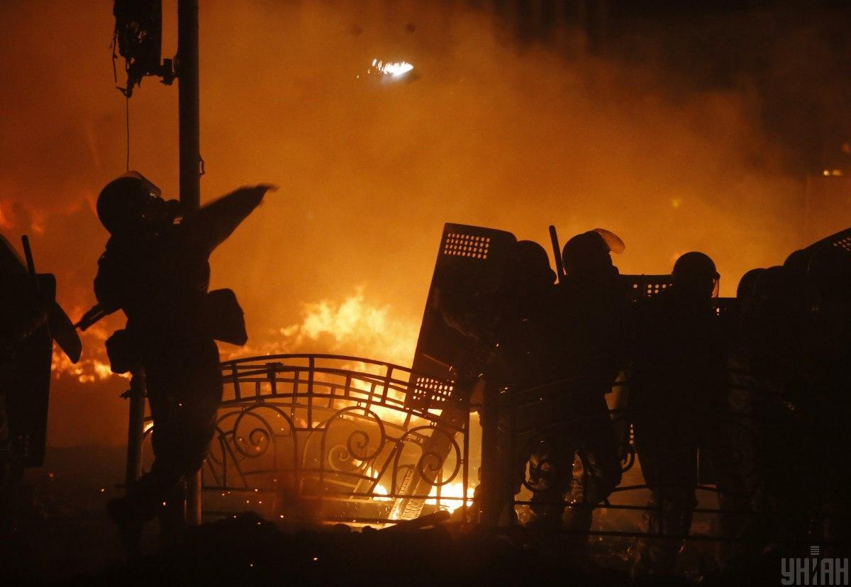 Amnesty International отреагировала на решение ЕСПЧ о нарушении прав участников Євромайдана