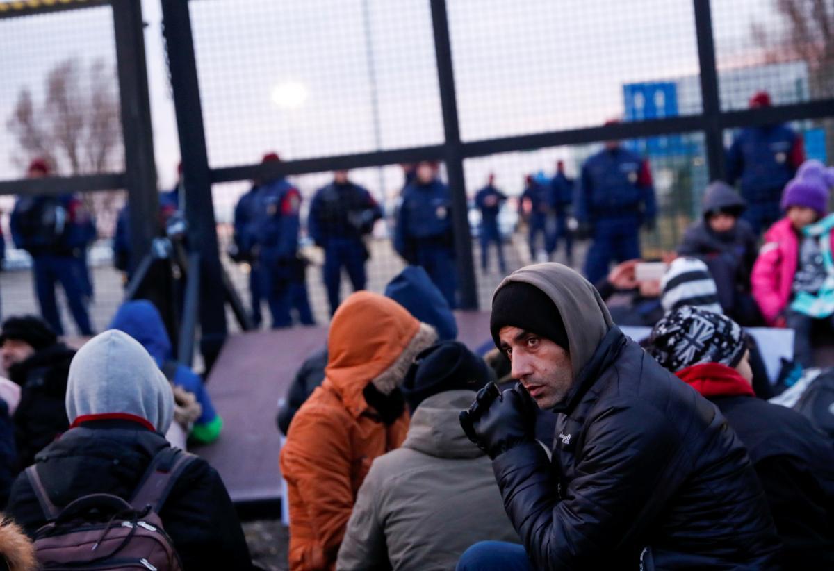 Транзитом в Германию: в порту 'Черноморск' задержали сирийцев-нелегалов