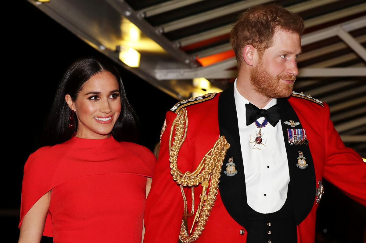 Принц Гарри и Меган Маркл официально заявили, что не вернутся в королевскую семью