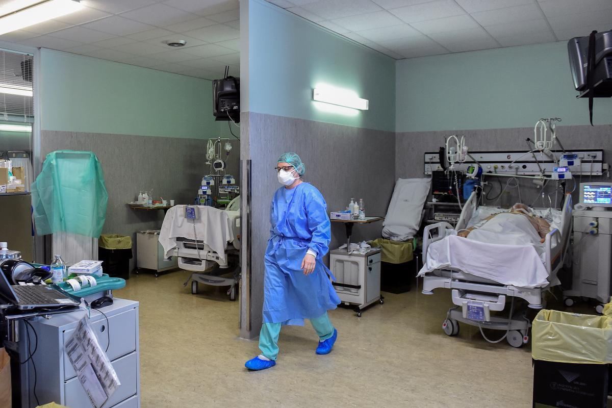 В Италии выявили первое заражение 'британским' видом коронавируса