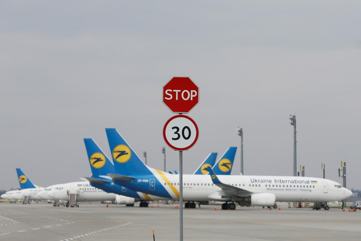 В Кабмине рассказали, когда могут полностью возобновиться международные авиаперевозки