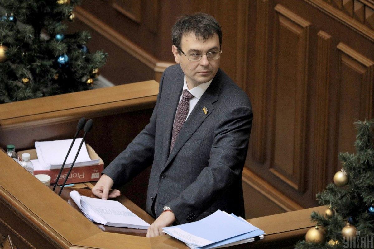 Гетманцев: вопрос отставки вице-премьера Уруского сейчас не рассматривается