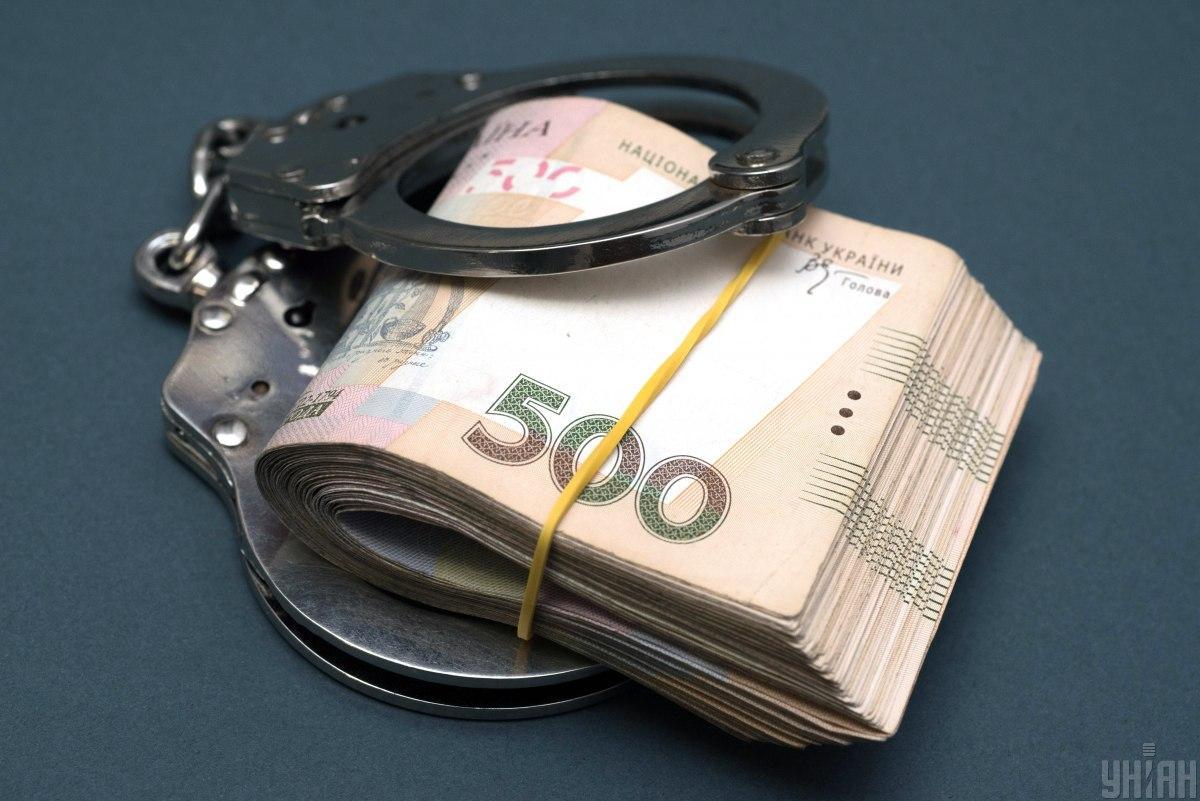 Во Львове задержали иностранца за попытку дать взятку сотруднику СБУ