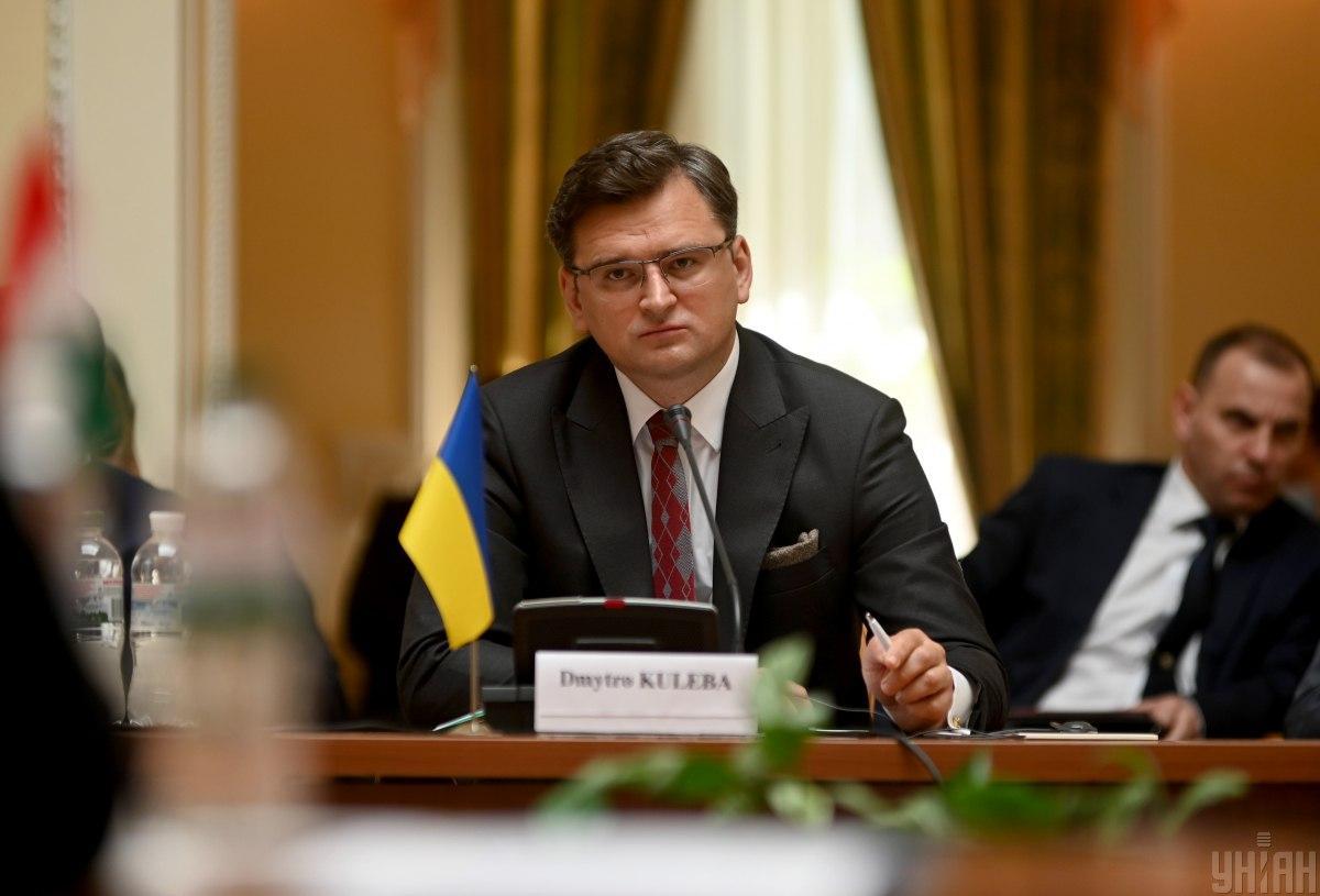 Кулеба упрекнул Евросоюз из-за санкций против России по делу Навального, а не Крыма