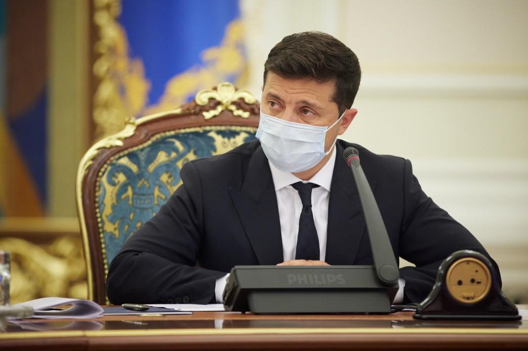 Зеленский дал оценку реформе оборонного сектора Украины