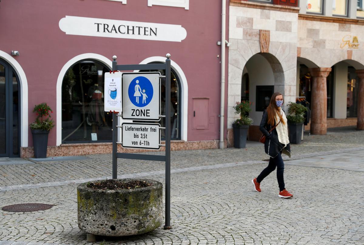 Саксония первой в Германии вводит жесткий локдаун - СМИ