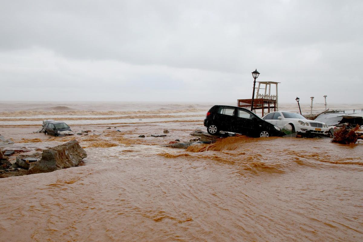 В Индии из-за аварии на плотине пропали около 150 человек