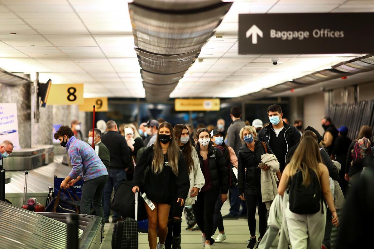 Названы самые популярные аэропорты Европы по итогам 2020 года