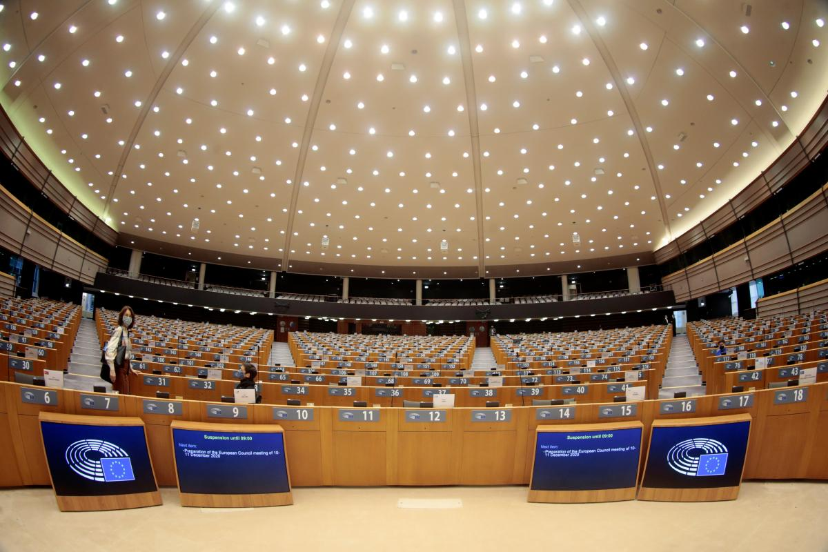 Европарламент осудил агрессивную политику России в отношении Украины