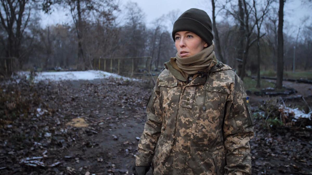 Украинские Амазонки. Как меняют армию женщины в погонах