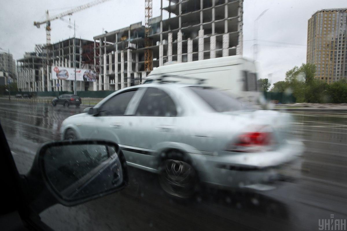 Пробки в Киеве: что происходит на улицах и мостах столицы в пятницу
