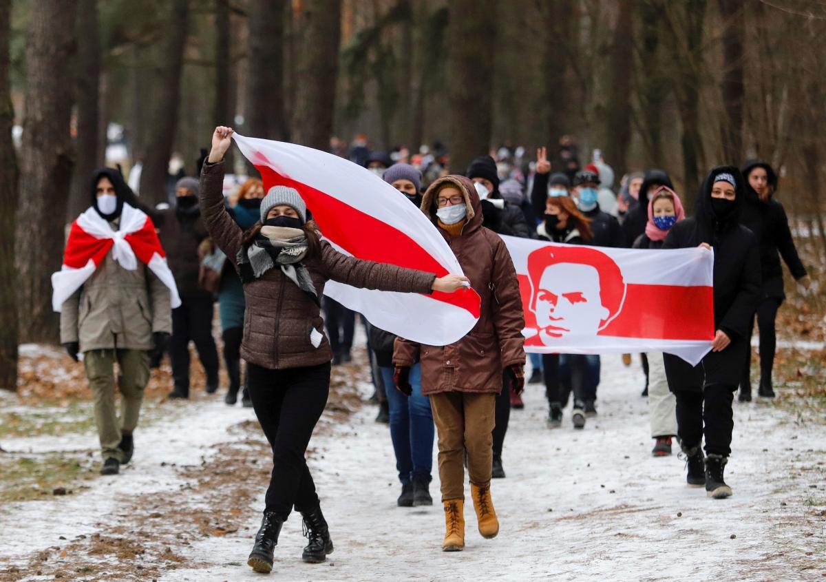 В миграционной службе рассказали, сколько белорусов попросили убежища в Украине