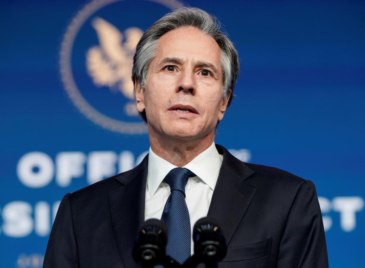 Госсекретарь США не исключает возможность введения новых санкций против РФ