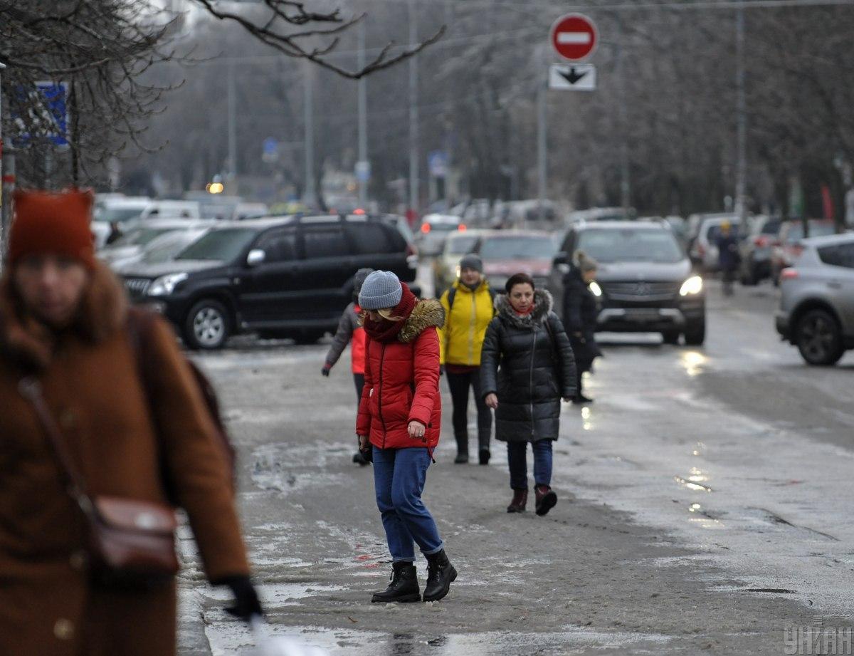 Школьников Киева призвали не идти сегодня на уроки из-за ухудшения погоды