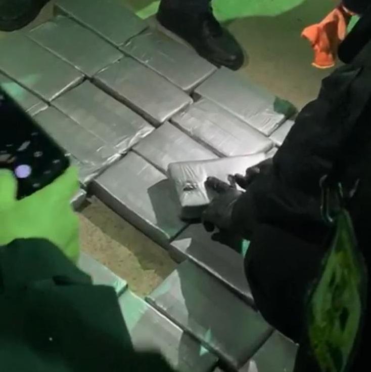 Под Одессой в контейнере с фруктами нашли кокаин на 12 миллионов долларов