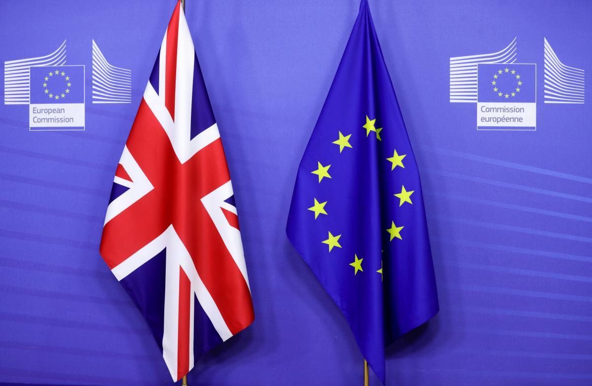 Вступило в силу соглашение ЕС и Великобритании об отношениях после 'брекзита'
