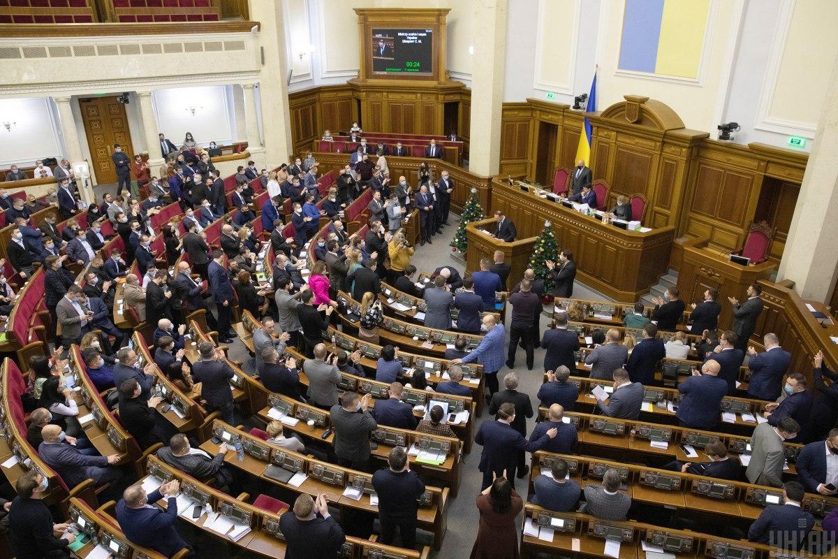 Рада сегодня рассмотрит президентский законопроект о всеукраинском референдуме