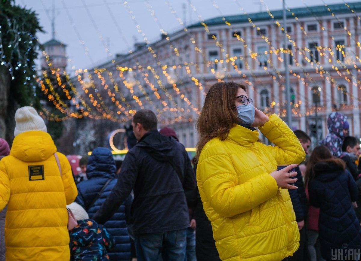 Названы причины, по которым коронавирус в Украине пошел на спад