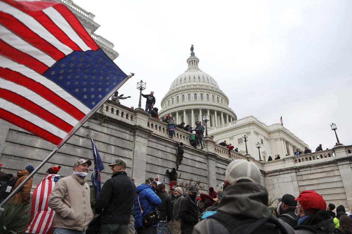 В Вашингтоне режим ЧС продлен до инаугурации, во время протестов погибли уже четыре человека
