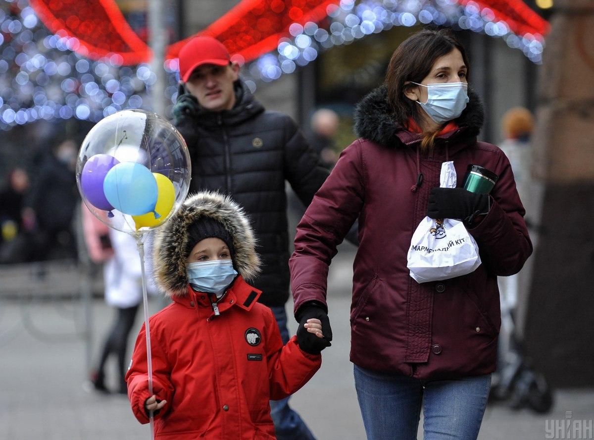 В Украине за сутки выявили более 6 тысяч новых больных коронавирусом