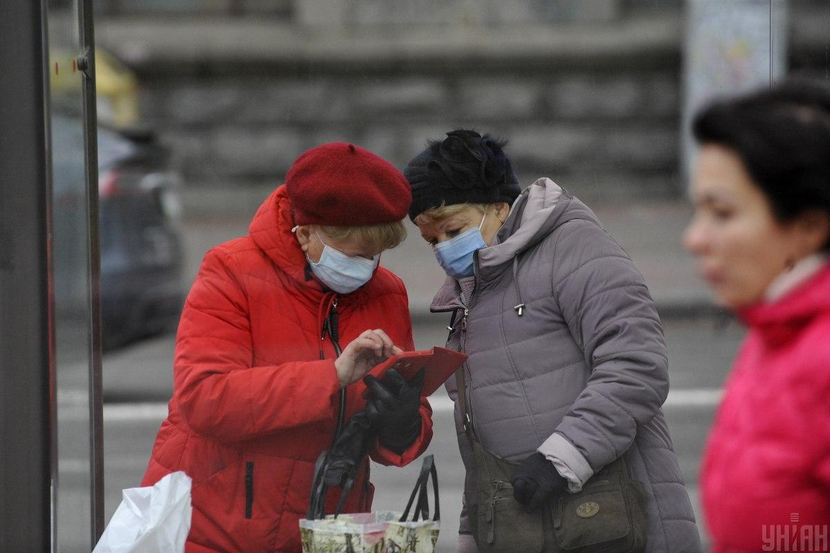 В Украине за сутки выявлено более 5 тысяч новых случаев COVID-19