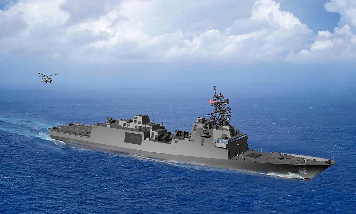 Раскрыты характеристики американского 'фрегата будущего'