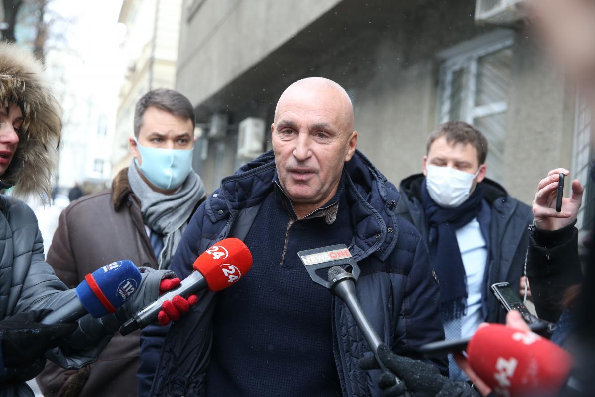 Бизнесмен Ярославский побывал в СБУ на допросе по делу 'Мотор Сич'