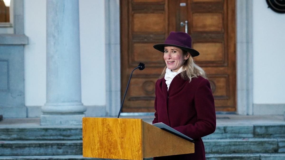 Правительство Эстонии впервые возглавила женщина