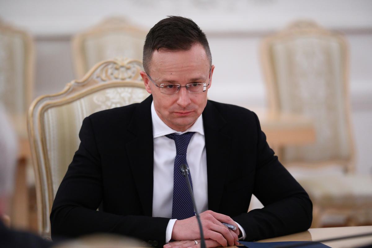 Сийярто заявил о прогрессе в отношениях Украины и Венгрии