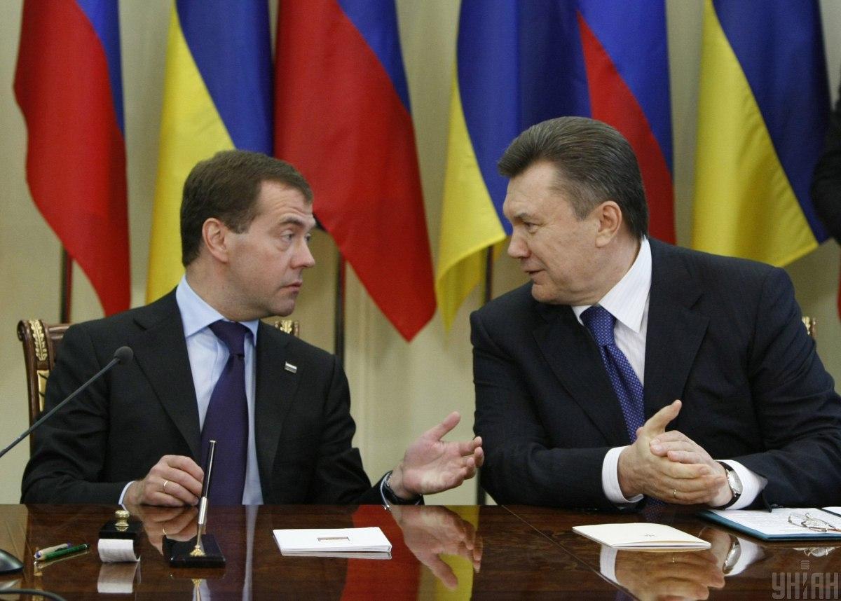 Януковичу объявили подозрение за подписание 'Харьковских соглашений'
