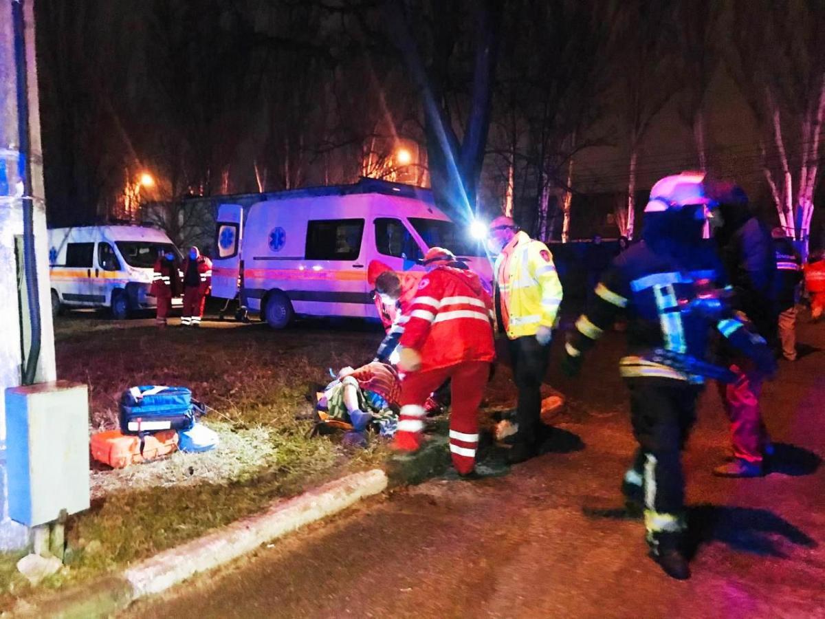 Пожар в больнице в Запорожье: главный врач назвал одну из причин возгорания