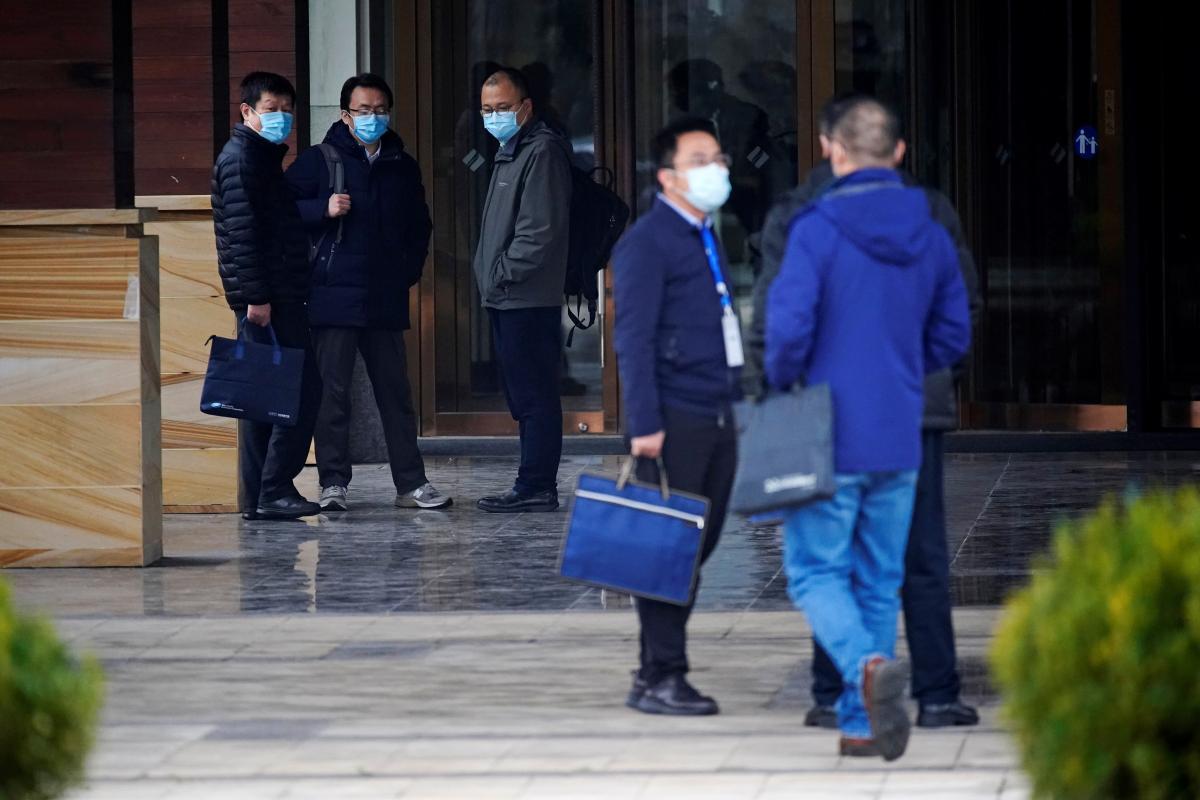 Китай предоставил полный доступ к объектам для изучения коронавируса